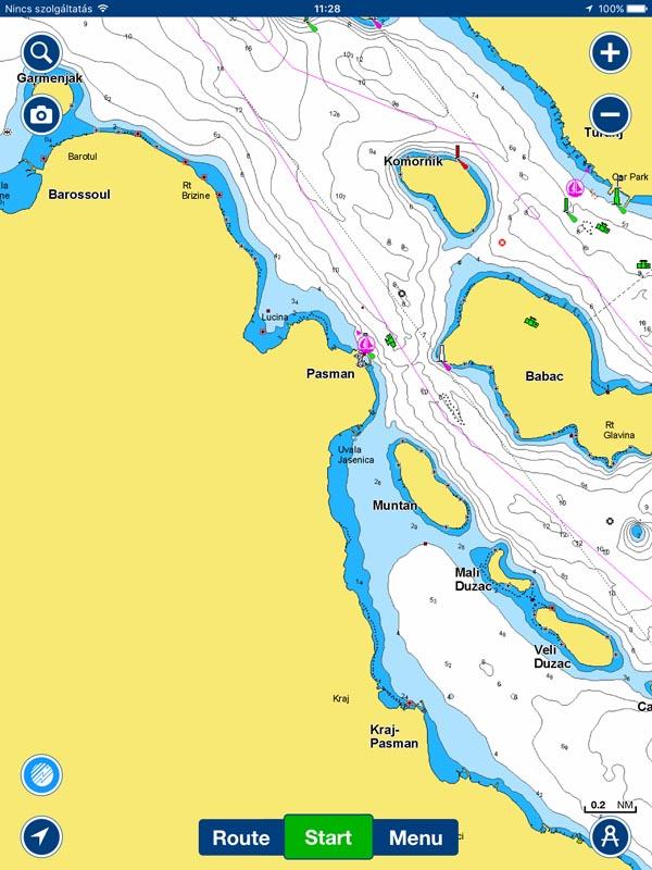 Navigacios Szoftverek I