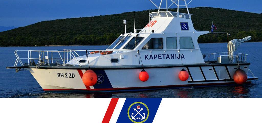 Lucka Kapitenija SAR Boat